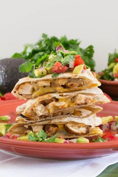 Grilled Honey Lime Chicken Quesadillas   Pick Fresh Foods-3