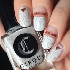 Negative space nail designs: our favorite new manicure trend stylecaster. Nail Design Video, Nails Design, Negative Space Nails, Nail Effects, Pretty Nail Designs, Diamond Nails, Stiletto Nails, Pretty Nails, Nice Nails