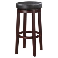 Oh! Home Dorothy Backless Bar Stool Swivel Seat