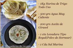 Imagen 0 How To Make Bread, Empanadas, Nom Nom, Vegetarian Recipes, Oatmeal, Tacos, Appetizers, Cheese, Breakfast