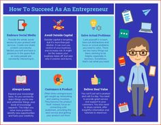 Here are some tips-  · Embrace Social Media  · Avoid Outside Capital  · Solve Actual Problems  · Always Learn  · Customers & Product  · Deliver real Value     #entrepreneurship  #entrepreneurlife #smallbusiness #inspiration #marketing #money #startup #businessowner #goals #mindset #socialmediaadvertising #socialmedia #customers #growth #digitalmarketing #follow #leadership #branding #girlboss #bhfyp Social Media Marketing, Digital Marketing, Customer Journey Mapping, Free Infographic, Always Learning, Promote Your Business, Online Business, Leadership, How To Make Money