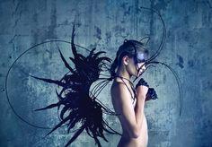Ben Asif – Stav Strashko 1 • Dark Beauty Magazine