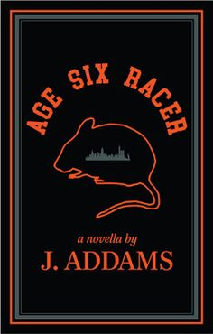 Blog Tour Spotlight & Giveaway - Age Six Racer by J. Addams