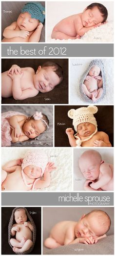 Best of 2012 Newborn Portraits Contest  http://j.mp/UjSSer