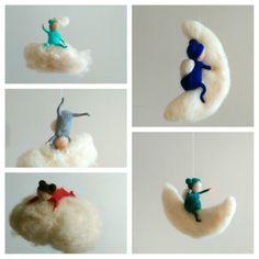 Handmade angels.LOVELS. www.etsy.com/mariquetevi