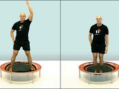 Übung 2  Bleibt nun in der Beinbewegung aus der vorherigen Übung, zieht jetzt aber nicht mehr beide Arme in Richtung 12 Uhr, sondern nur noch den einen Arm. Dadurch geben wir Eurem Gehirn eine neue Aufgabe, die es zusätzlich verarbeiten muss. Haltet die Übung für ca. eine Minute.