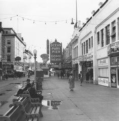 Los Angeles, 1940s, by Ansel Adams
