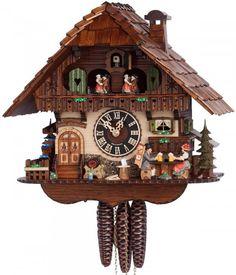 Cuckoo Clocks....love them. want one.