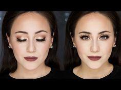 Soft Smokey Eye Tutorial For Everyday | Full Face | Hatice Schmidt - YouTube
