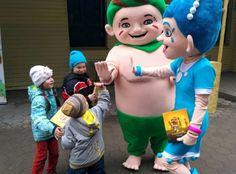 В Домодедово детям подарили экологические сказки - Сайт города Домодедово