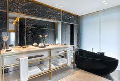 Presidential Suite Bathroom St Regis Istanbul