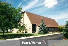 Peace Luthearn Church Warren, Michigan #LCMS
