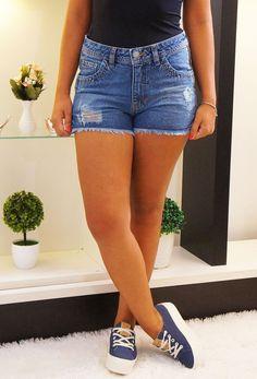df61b2925c 26 melhores imagens de Shorts Jeans Vintedoisk em 2019
