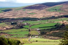 Aughavannagh, County Wicklow, Ireland. :)