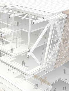 Infografía 3D constructiva by Leo Tabares de Nava