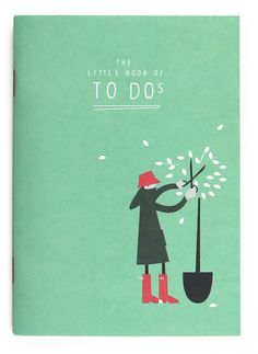 The little book of to do's - notebooks - pleased to meet