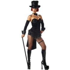 Amazon.com: California Costume Ringmaster Costume (Boots, Cane and Stockings not included.): Clothing