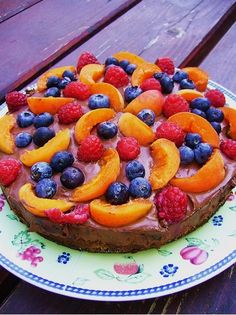 Diabetic Recipes, Diet Recipes, Health Eating, Paleo Dessert, Healthy Sweets, Fruit Salad, Acai Bowl, Healthy Life, Food And Drink