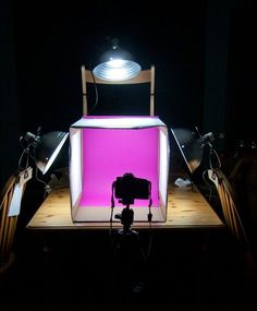 How To Make A Light box.. I've gotta do this for my product photos!