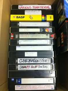 JobLot 14 Pre-used VHS Tapes TV Programmes and Films Arnold Schwarzenegger Vcr Player, Cassette Recorder, Vhs Tapes, Arnold Schwarzenegger, Films, Tv, Ebay, Movies, Television Set
