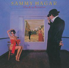 """""""Heavy Metal"""" by Sammy Hagar was added to my Delle Settimane playlist on Spotify"""