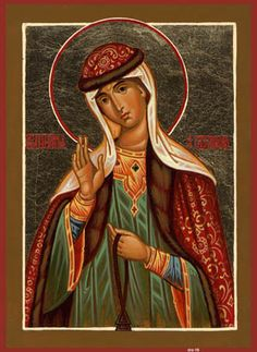 St. Juliana of Lazarevskaya  January 2nd  Troparion (Tone 4)  By your righteous deeds you revealed to the world an image of the perfect servant of the Lord. By your fasting, vigil and prayers, you were inspired in your evangelical life, feeding the hungry and caring for the poor, nursing the sick and strengthening the weak. Now you stand at the right hand of the Master, Christ, O holy Juliana, interceding for our souls.