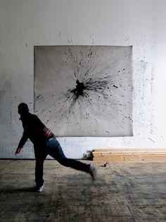 Niels Shoe Meulman, Graffiti artist