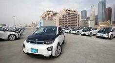 BMW i3 patrullará las calles de Los Angeles - http://autoproyecto.com/2016/06/bmw-i3-policia-los-angeles.html?utm_source=PN&utm_medium=Vanessa+Pinterest&utm_campaign=SNAP