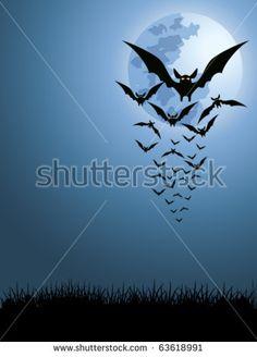 Vampire Bat Stock Photos, Royalty-Free Images & Vectors - Shutterstock