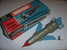 Vintage century jr 21 toys #gerry #anderson thunderbirds 1 rocket #friction motor,  View more on the LINK: http://www.zeppy.io/product/gb/2/201585881112/