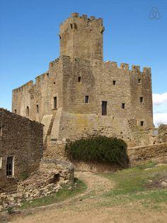 Castillo - La Segarra, Cataluña, España