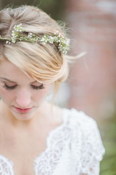simple flower crown | Amy Osaba