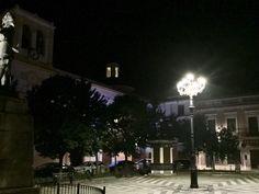 Plaza de Cervantes. Badajoz
