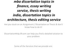 mba dissertation blog A dissertation proposal or also known as thesis proposal is intended for students in college level this is a common requirement for the students before they graduate creating a dissertation proposal found as writing proposal templates will explain the purpose for conducting a thesis and the topic chosen to be discussed as the primary subject.