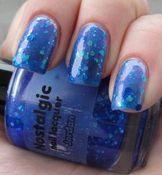 """Nostalgic Nail Lacquer """"Jordan"""" - Might be doing a write up on the newest Nostalgic collection soon"""