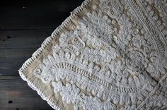 Transylvanian Embroidered Pillowcase, Folk Art Hand Embroidered Pillowcase, Homespumn Linen Pillowcase by ColoursAndSoul on Etsy