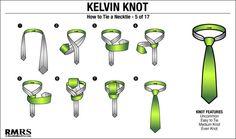 how tie KelvinKnot