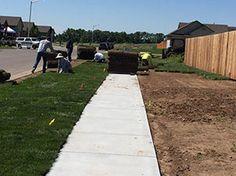 Sod Installation Service Wichita Ks Lawn Care Landscaping Ideas