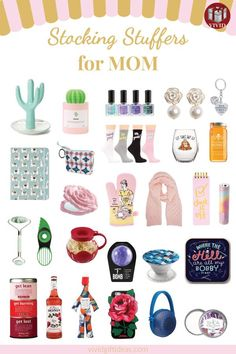 30 Top Stocking Stuffer Ideas For Mom Under 25