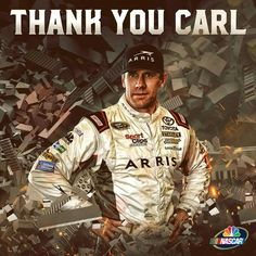 Carl Edwards has retired as of January 2017.
