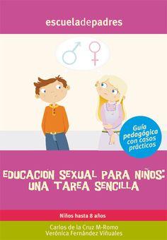 Educación sexual para niños: una tarea sencilla