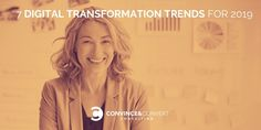 6 Digital Transformation Trends for 2019