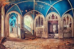 Abandoned Buildings by Matthias Haker