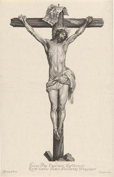 Jesus Tattoo, Jesus On Cross Tattoo, Christ Tattoo, Jesus On The Cross, Christian Paintings, Christian Art, Cross Drawing, Jesus E Maria, Vintage Holy Cards