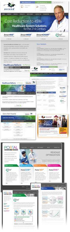 Healthcare, Medical, Doctor Web design in Washington DC, Virginia, Northern Virginia by LightMix