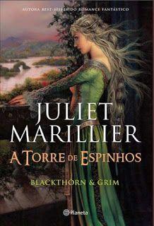 Livros e marcadores: Passatempo: A torre dos espinhos de Juliet Marilli...