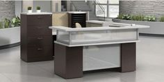 Image result for good reception area in less space