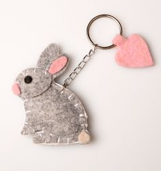 https://www.sassandbelle.co.uk/Soft Bunny Keyring