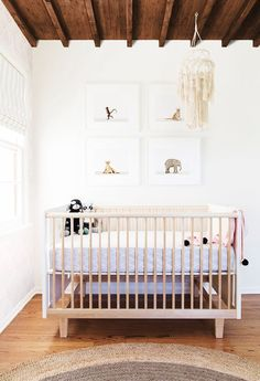 Gender-Neutral Nursery Ideas | MyDomaine