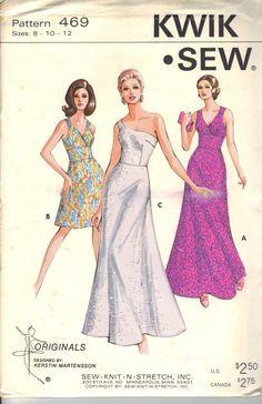 Kwik sew maxi dress